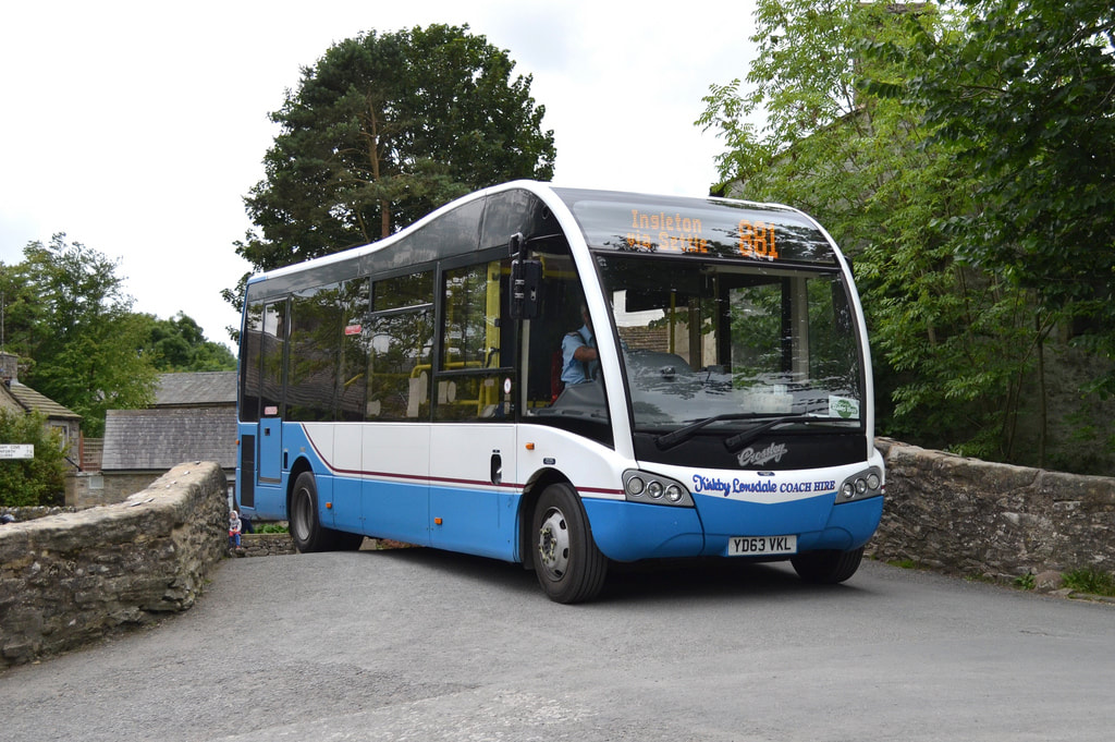 Transport News In The Settle Area